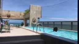 Cobertura Duplex Beira Mar em Piedade