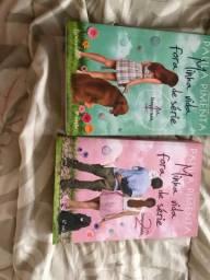 Livros Minha Vida fora de série 1 e 2