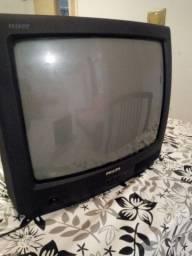 Tv Philips 21 polegadas usada