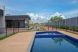 Terreno a venda em condomínio fechado Sun Lake, Três Lagoas, MS Parcelado