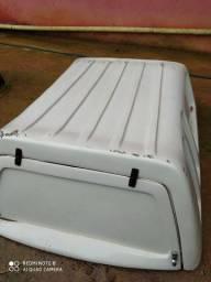 Capota de fibra cabine cs, Saveiro g5 e g6.