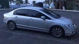 Honda Civic LXL 2011/ 11, Motor 1.8, Prata, em excelente estado