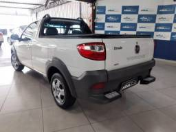 Fiat strada 2017 1.4 mpi working cs 8v flex 2p manual