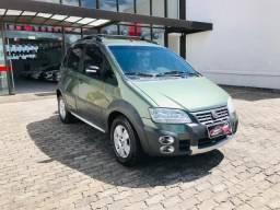 Fiat Idea Advent./ Adv.LOCKER 1.8 mpi Flex 5p 2010 Flex