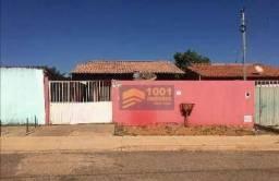 Casa com 2 dormitórios à venda, 258 m² por R$ 93.581,54 - Jardim América II - Águas Lindas
