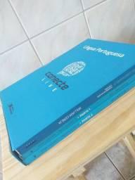 Livro Conecte Live Português 3° ano ensino médio