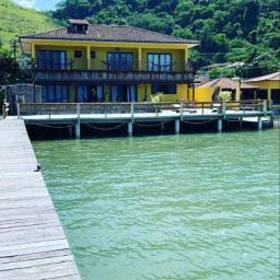 Aluguel Angra Casa a Beira Mar