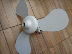 Ventilador de teto usado