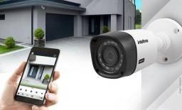 Câmeras de Segurança | Alarmes | Cerca Elétrica | Sistemas de Segurança |