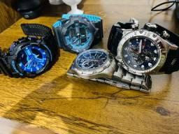 Vendo relógios originais ou troco por Apple Watch