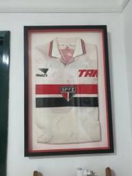 Camisa do SPFC - 1993- assinada