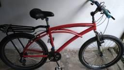 Bicicleta caloíl  aro  26