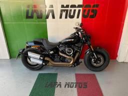Harley Fat Bob 107