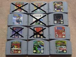 Jogos de N64 originais