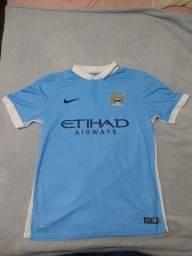 Título do anúncio: Camiseta Manchester City Nike Tamanho M