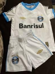 Uniforme Infantil Grêmio