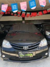 Etios 2013 sedan vendo ou troco e financio