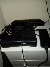 XBOX 360 com Kinect usado