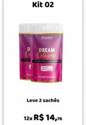 Título do anúncio: DREAM Colágeno RECUPERE A JUVENTUDE<br>PELE MAIS JOVEM E FIRME<br><br>