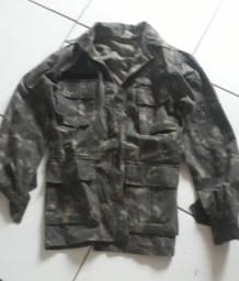 Jaqueta do exército / Gandola.  R$ 70,00