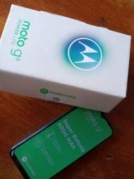 Celular Novo Motoroga G8 Power Lite sem uso. na caixa
