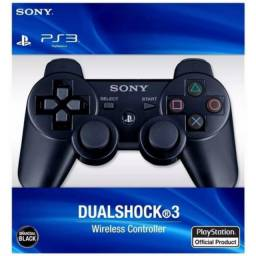 Dualshock Sem Fio 3 Sixaxis Ps3