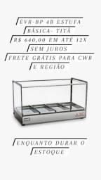EVR-BP 4B Estufa Basica - TITÃ