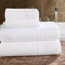 Toalha de Banho Branca