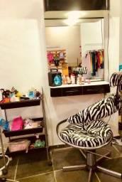 Cadeira cabelereiro