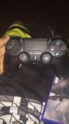 Controle mais jogo ps4