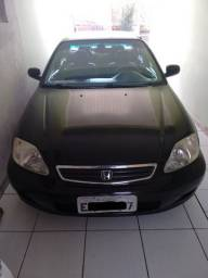 Vendo ou Troco Honda Civic EX Automatico 1999