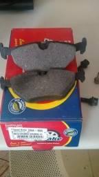Pastilha freio traseira bmw 318 /95/99