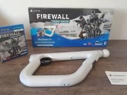 Psvr Aim Controller Firewall Bundle (Jogo + Arma)