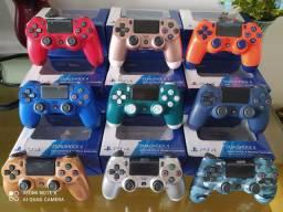 Controle PS4 cores diversas liquidacão