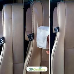 Higienização Automotiva - Delivery
