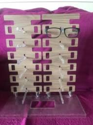 Expositor de óculos