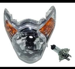 Título do anúncio: Bloco óptico Titan 150 11/13 flex / Fan 150