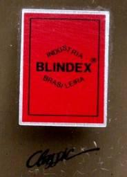 Título do anúncio: Box banheiro Blindex Fumê - ótimo estado - usado