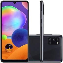Samsung a31 novo na caixa