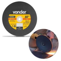 Disco de corte 254 mm x 3,2 mm x 15,87 mm VDR02