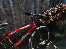 Título do anúncio: Vende se está bicicleta aro 29 quadro 17