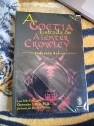 Livro: A Goetia Ilustrada de Aleister Crowley