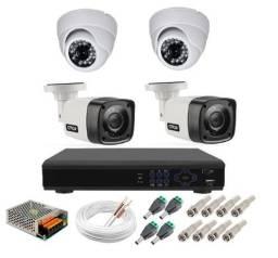 Título do anúncio: instalaçao de Cameras e sistemas CFTV em geral