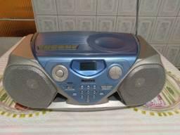 Título do anúncio: Rádio portátil Philips AZ1510