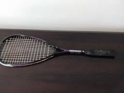 Raquete de Squash Donnay com capa