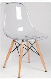 Cadeira Eames Cristal (mostruário)