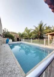 Casa com piscina para temporada em Saquarema