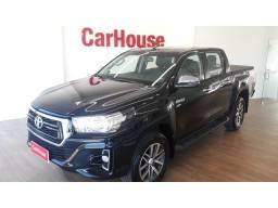 Título do anúncio: Toyota Hilux 2.7 SRV 4X2 CD 16V FLEX 4P AUTOMÁTICO