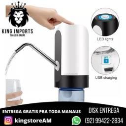 Bomba de água elétrica/ automática para garrafão