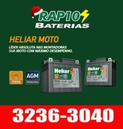 Baterias motos - bateria heliar bateria heliar